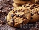 Рецепта Бисквити с парченца шоколад – класическа рецепта